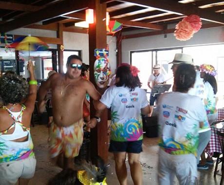 Carnaval no BBH