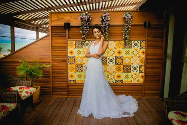 Pacote de Noiva, Dia de noiva
