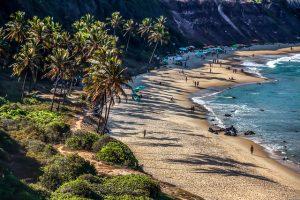Praias próximas de João Pessoa