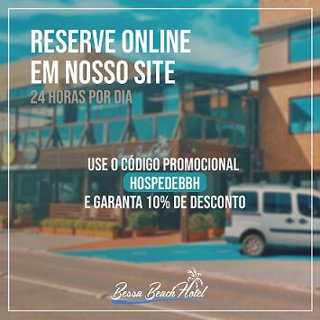 Hotel em João Pessoa